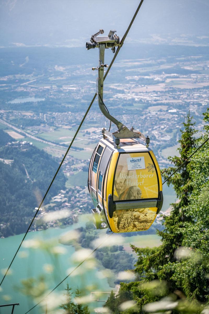 Urlaub am Wörthersee in Kärnten Österreich